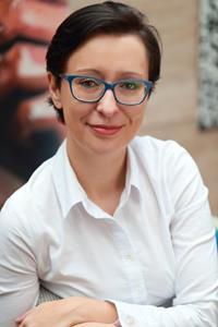 Iza Bobowska copywriter